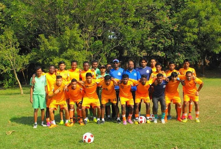 Mohammedan Sporting start preparations for the 2014 All India Kalinga Cup
