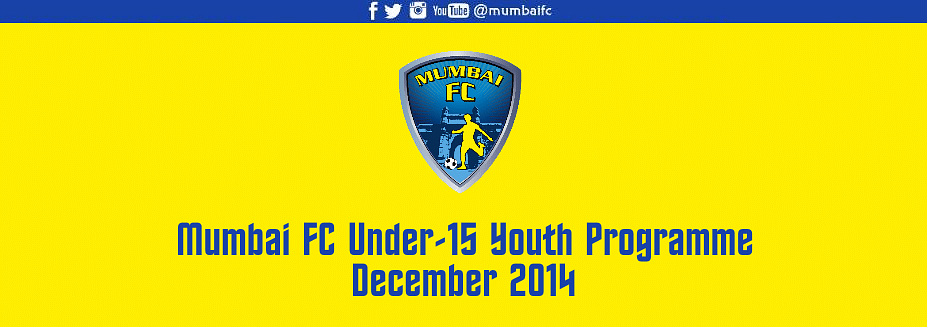 Mumbai FC to hold Under-15 Youth Programme in December