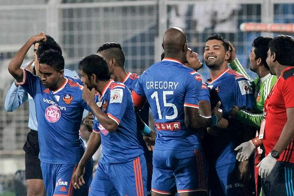 ISL: FC Goa strike early and late to seal a 2-0 win over FC Pune City