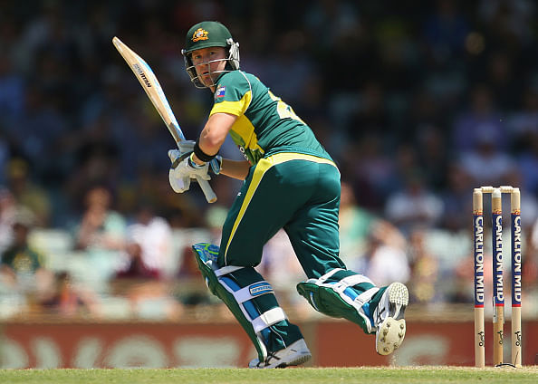 Michael Clarke ruled out of remainder of ODI series against South Africa
