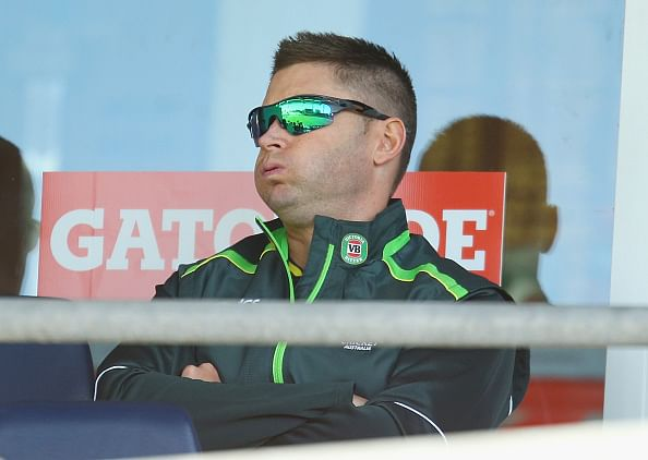 Michael Clarke ruled out of tour game against India, major doubt for first Test