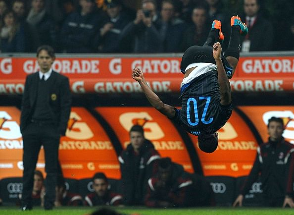 Serie A: Honours shared in Milan derby
