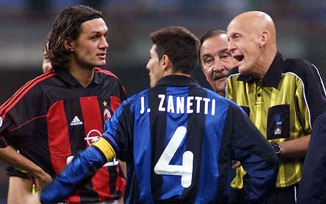 AC Milan vs Internazionale - Top 6 Milan derbies