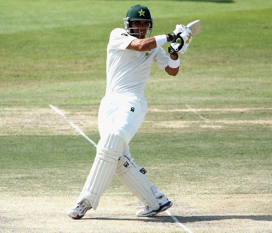 Misbah-ul-Haq equals Sir Viv Richards' world record of fastest Test hundred