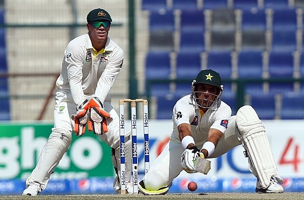 Misbah-ul-Haq smashes fastest fifty in Test cricket off just 21 balls