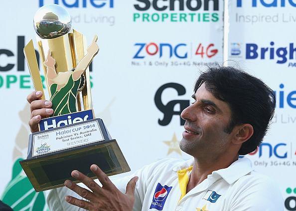 Test victory over Australia - Rare success for Pakistan's leadership
