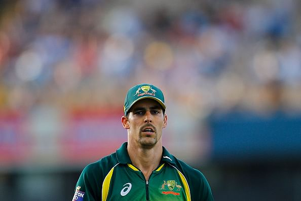 Mitchell Johnson rested from remainder of ODI series against South Africa