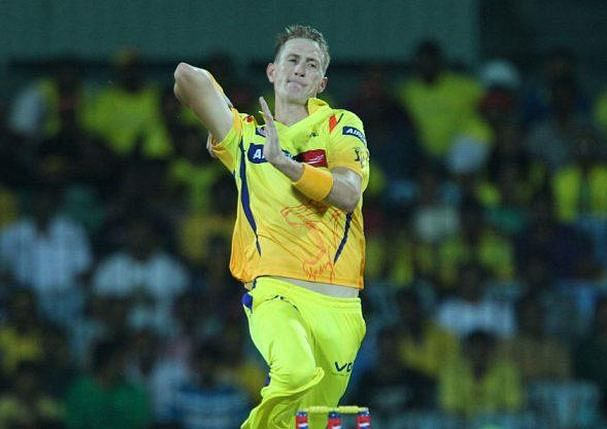 Chris Morris breaks world record for most economical four-over spell in T20s