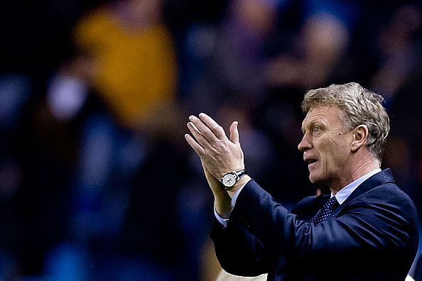 Video: David Moyes tells opponent coach to calm down on La Liga debut