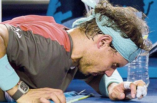 Rafael Nadal to undergo stem cell treatment for injured back