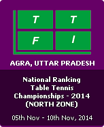 Over 580 players to participate at national ranking table tennis tournament