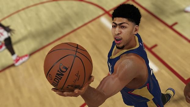NBA 2K15 free on steam this weekend