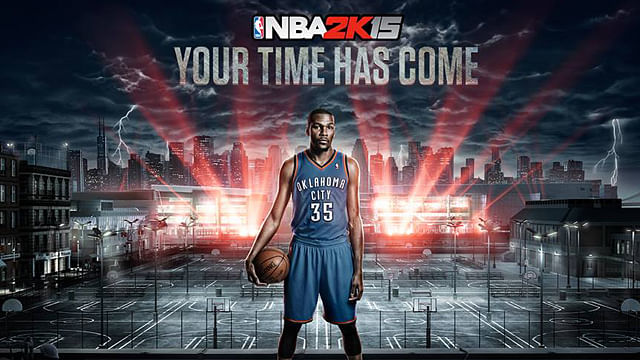 NBA 2K15 roster updated