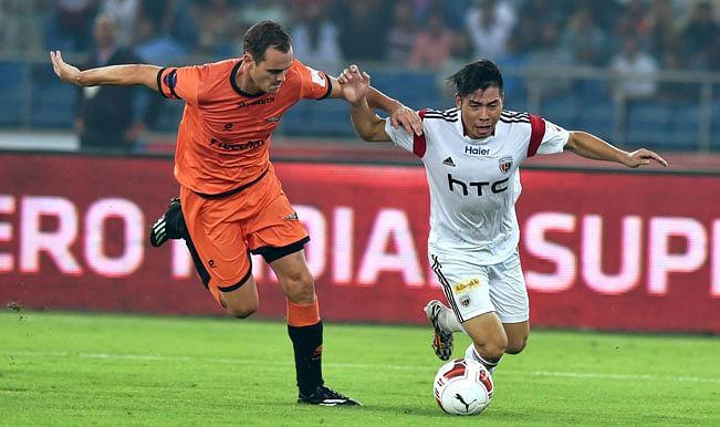 ISL: NorthEast United aim for fourth spot against Delhi Dynamos