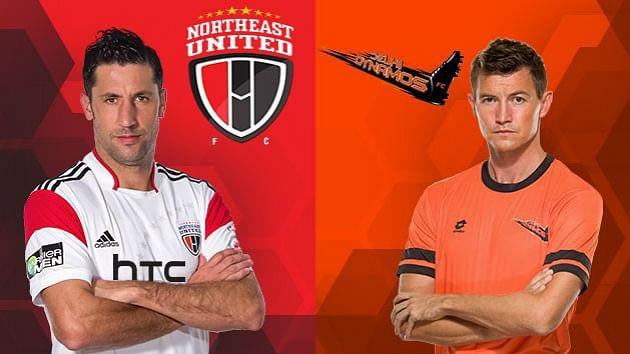ISL: NorthEast United FC vs Delhi Dynamos FC -Live scores and commentary