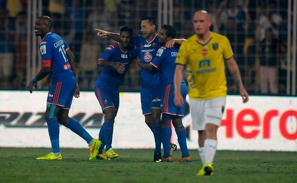 ISL: FC Goa 3-0 Kerala Blasters – Slepicka brace takes FC Goa to third position
