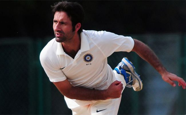 Parvez Rasool targets selection in the Indian squad for the 2015 ICC World Cup