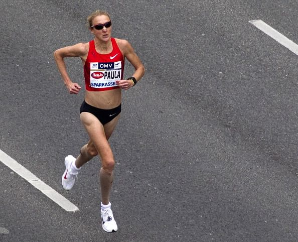 Motivation most important to be successful athlete: Paula Radcliffe