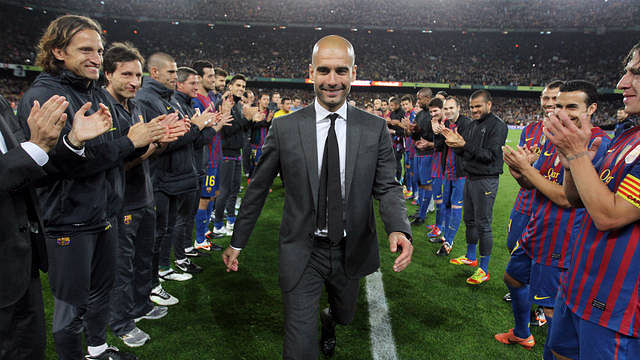 Analysing the two Barcelona eras with and without Pep Guardiola