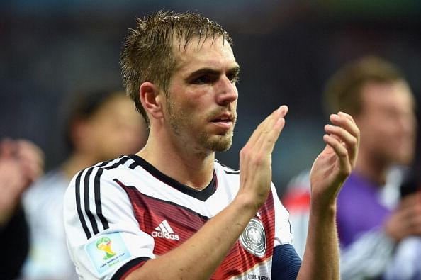 Philipp Lahm the most deserving Ballon D'Or winner