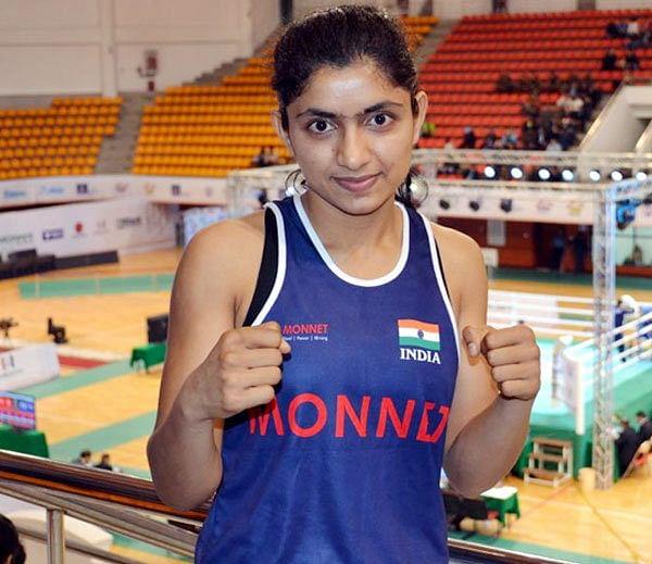 Pinki Rani, Sarjubala Devi and Meena Kumari win their first matches at Women's World Championships
