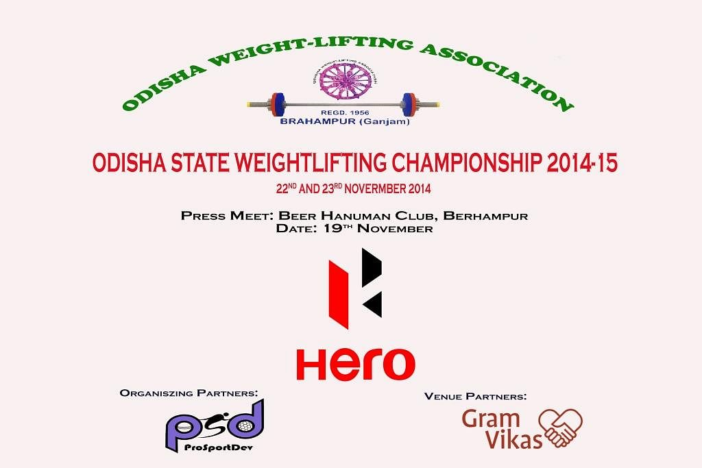 Pro Sport Development to host Odisha State Championships, sponsored by Hero MotoCorp