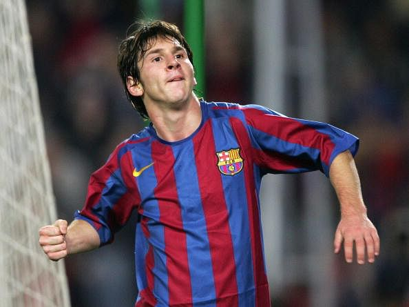 Lionel Messi's best Champions League goals