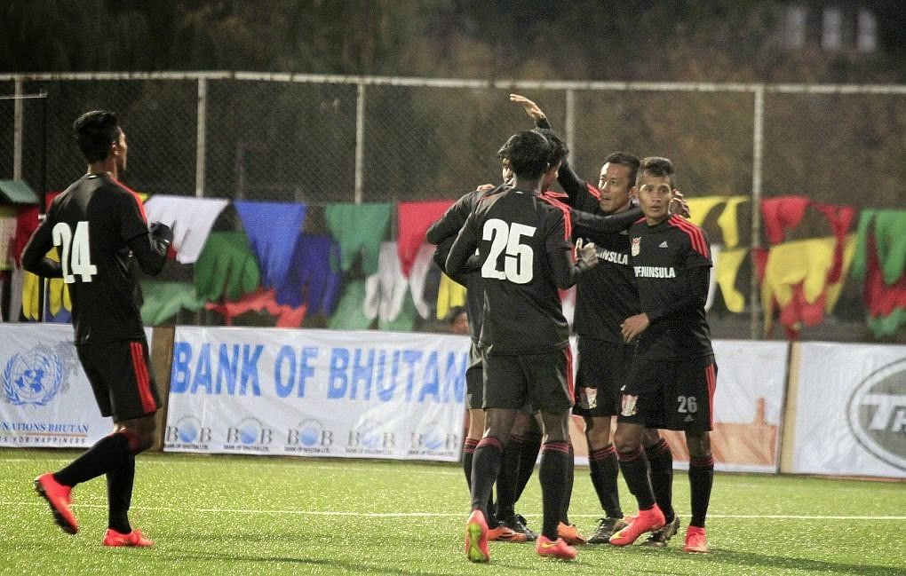 Pune FC aim for semi-spot in King's Cup