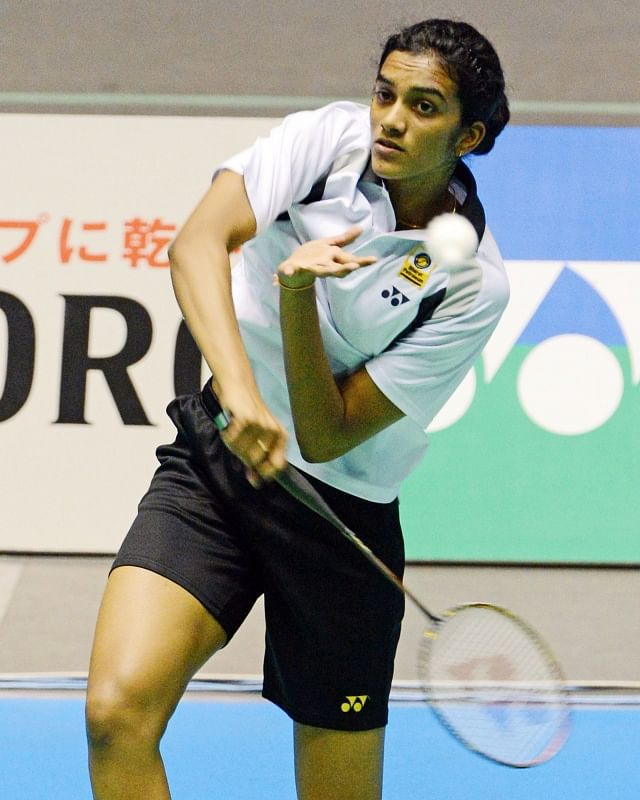P.V Sindhu clinches the Macau Open title