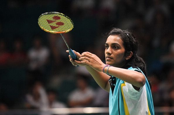 P. V. Sindhu successfully defends her Macau Open title
