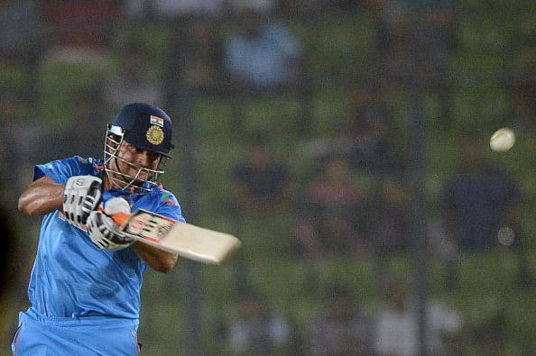 India v Sri Lanka 2014: Cuttack ODI in numbers