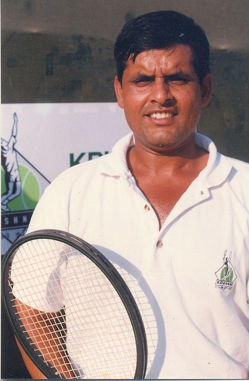 Forgotten Indian tennis legend - Ramesh Krishnan