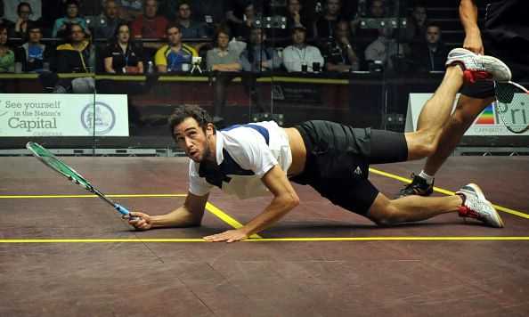 Ramy Ashour and Mohamed El Shorbagy reach World squash final