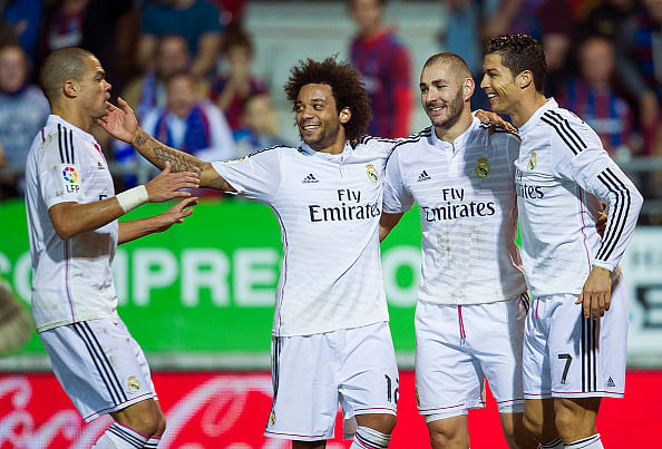 Highlights: Eibar 0-4 Real Madrid - Ronaldo reaches another milestone in Madrid rout