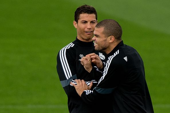 It would be a shame if Ronaldo doesn't win the Ballon d'Or: Pepe