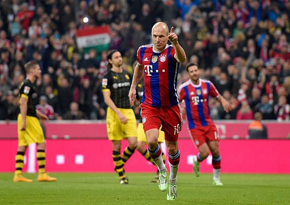 Arjen Robben says Pep Guardiola is a football maniac