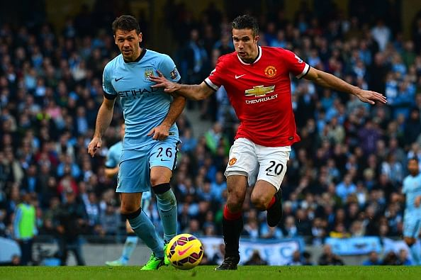 Rumour: Fenerbahce interested in signing Manchester United striker Robin van Persie