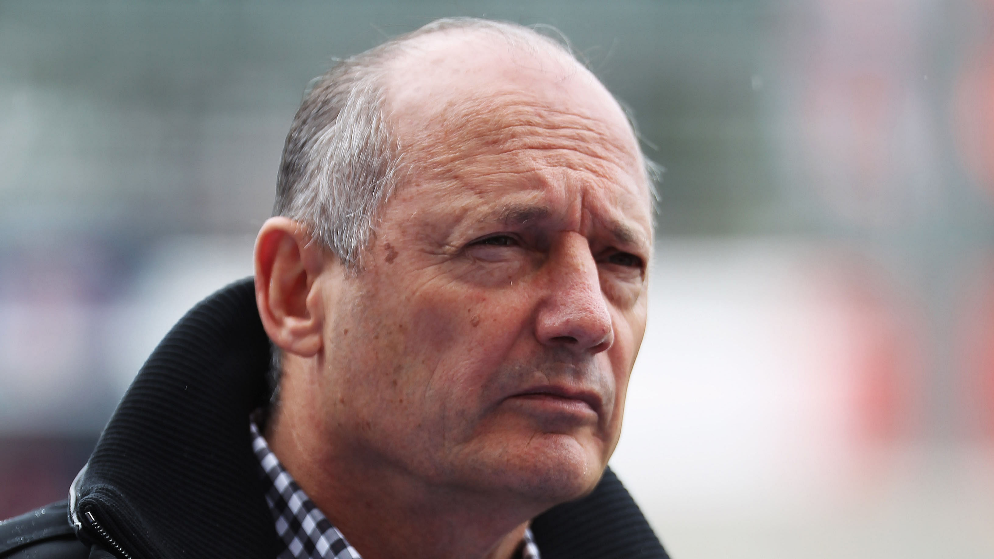 What will be Ron Dennis' next move for the 2015 season ?