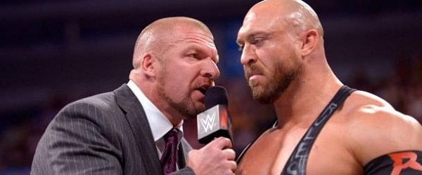 WWE TLC 2014 : 3 Possible Endings for Ryback vs. Kane Chairs Match