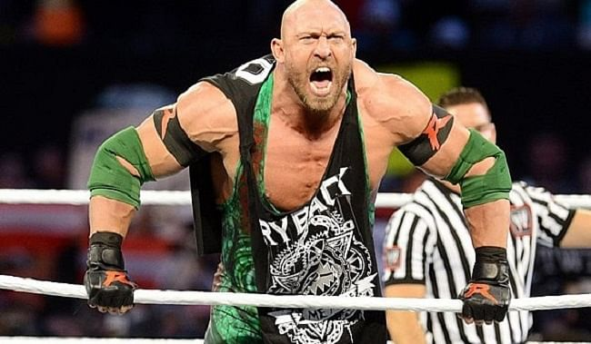 WWE officials worried about Ryback
