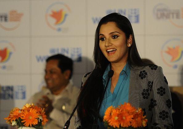 Sania named UN Women's Goodwill Ambassador for South Asia