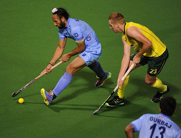 The influence of Sardar Singh in Indian team's success this year