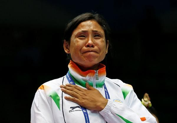 Vijender Singh calls for Sarita Devi to be pardoned by AIBA