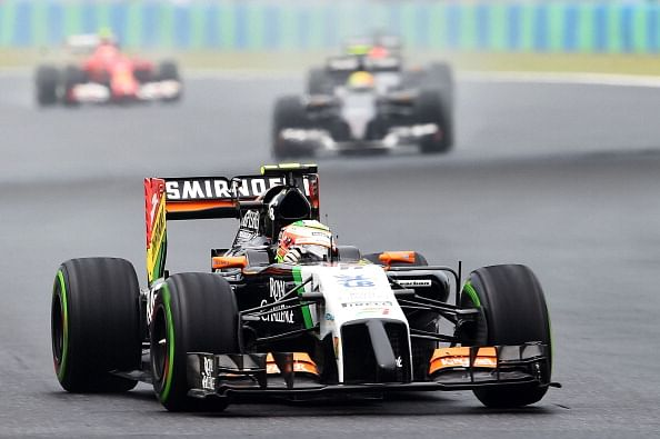 Force India close 2014 season sixth in the constructors' championship