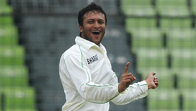 Shakib Al Hasan has proved his worth again
