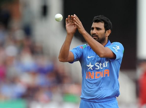 Mohammed Shami now focussed on improving 'death bowling'