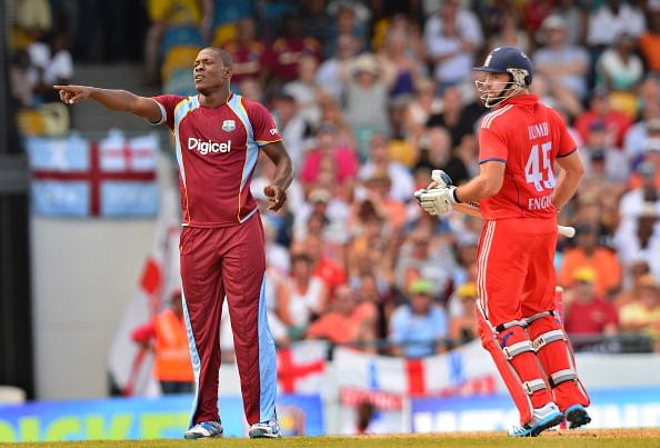 Fit-again Sheldon Cottrell ready for West Indies' tour of South Africa