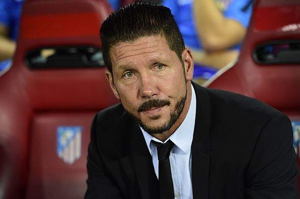 Rumour: Diego Simeone top contender to replace Manuel Pellegrini at Manchester City