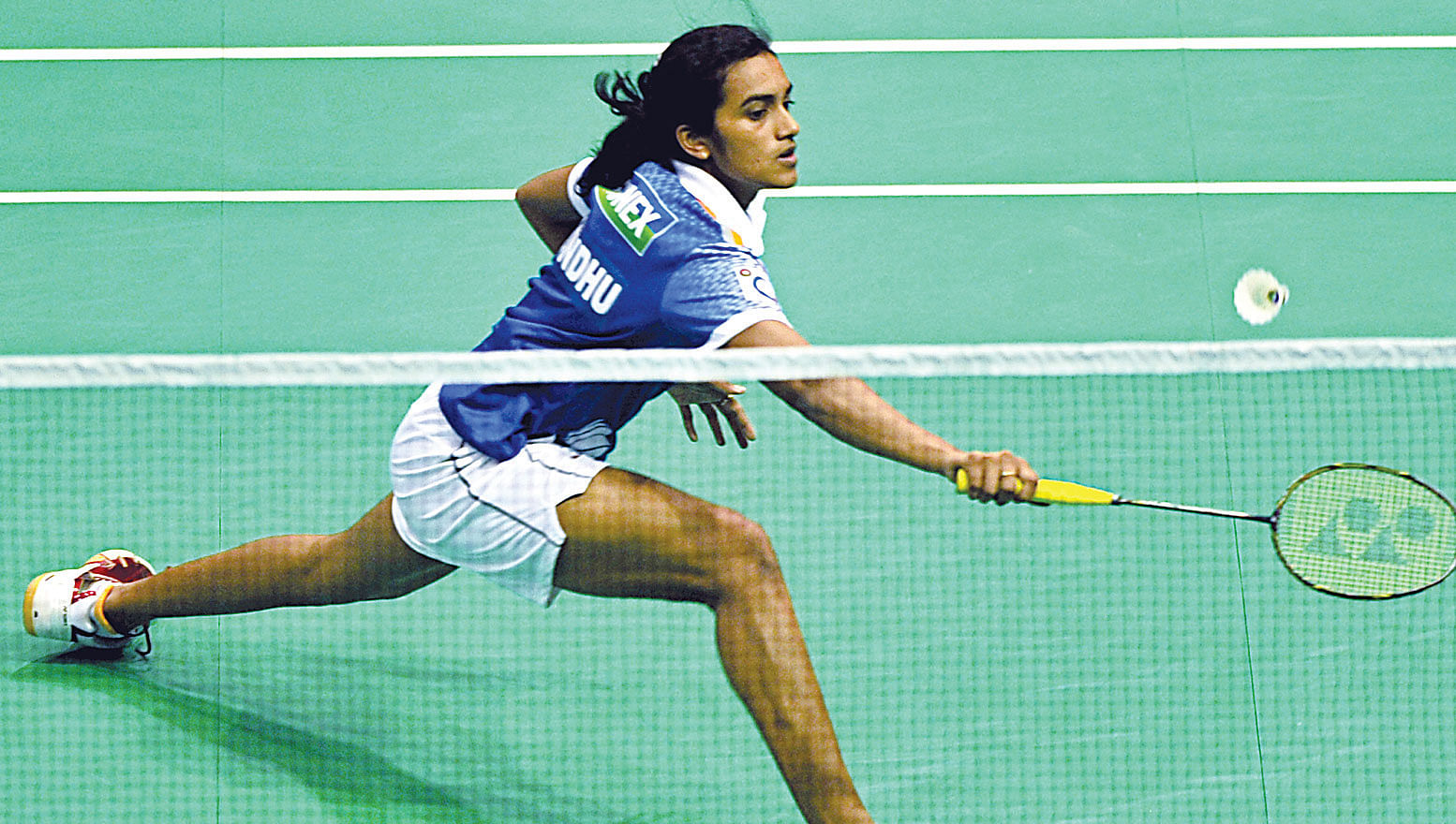 P. V. Sindhu reaches Macau Open 2014 final
