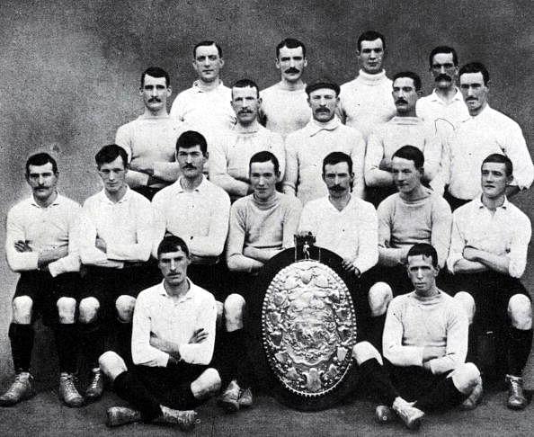 History of Tottenham Hotspur - Part 1: The story begins